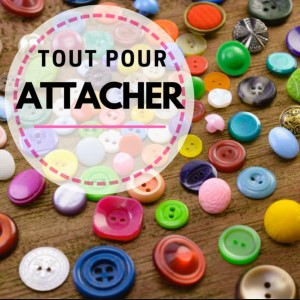 Mercerie en ligne : attaches
